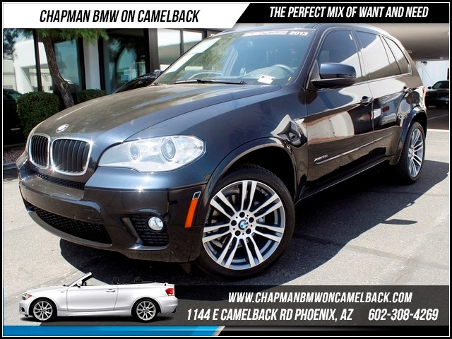 2013 BMW X5 xDrive35i Sport Activity 30275 miles 1144 E Camelback The BMW Certified Edge Sales E