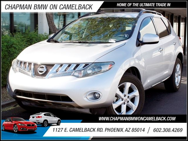2009 Nissan Murano S 49705 miles Cruise control Anti-theft alarm system with engine immobilizer