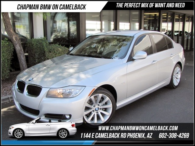 2011 BMW 3-Series Sdn 328i 27512 miles 1144 E Camelback Summer is here and the deals are sizzlin
