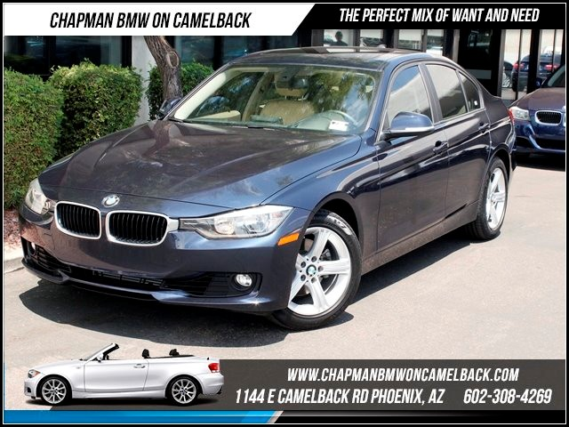 2012 BMW 3-Series Sdn 328i PremTech Pkg Nav 20887 miles 1144 E Camelback Summer is here and the