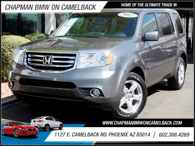 2012 Honda Pilot EX-L 37184 miles 1127 E Camelback Rd Summer Deals are Hot we have the large