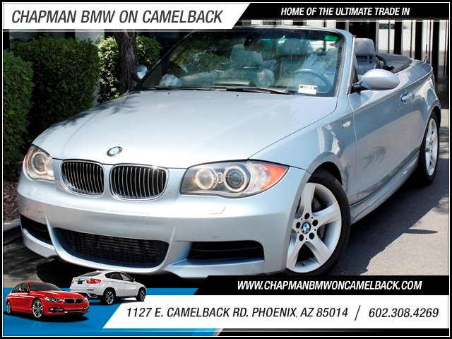2009 BMW 1-Series 135i 74687 miles Premium Package Comfort Access Keyless Entry HD Radio Hi-Fi