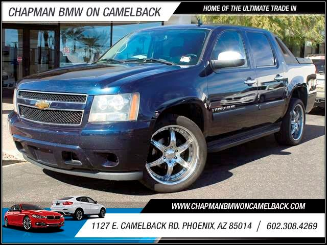 2007 Chevrolet Avalanche LS 1500 Crew Cab 135396 miles 1127 E Camelback BLACK FRIDAY SALE EVENT g