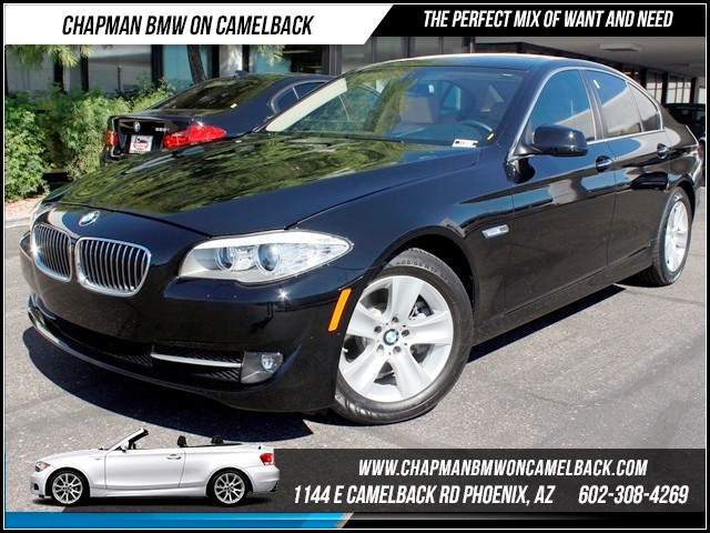 2011 BMW 5-Series 528i 28190 miles 1144 E Camelback The BMW Certified Edge Sales Event If you