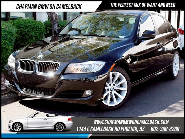 2011 BMW 3-Series Sdn 328i 33362 miles 1144 E Camelback Chapman BMW on Camelback in Phoenix is t