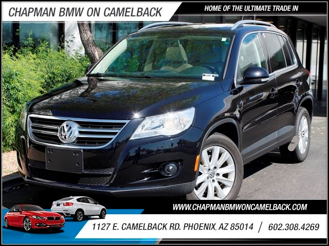 2009 Volkswagen Tiguan SE 52217 miles Panoramic Moon Roof Privacy Glass Towing Package Cruise c