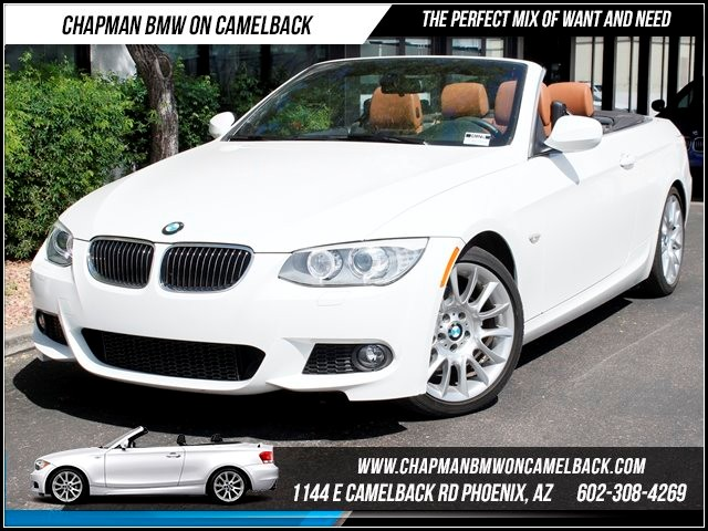 2011 BMW 3-Series Conv 328i 16089 miles M Sport Package Premium Package Value Package Heated fr