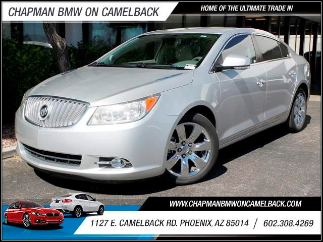 2010 Buick LaCrosse CXL 86803 miles 1127 E Camelback BUY WITH CONFIDENCE Chapman BMW is l