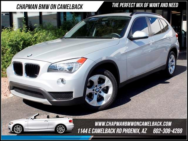 2014 BMW X1 sDrive28i 16001 miles 1144 E CamelbackChapman BMW on Camelback in Phoenix is the CPO