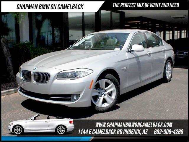 2012 BMW 5-Series 528i xDrive 30900 miles 1144 E Camelback Summer is here and the deals are sizz