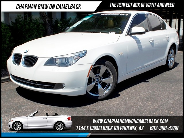 2010 BMW 5-Series 528i 72890 miles 1127 E Camelback BUY WITH CONFIDENCE Chapman BMW is lo