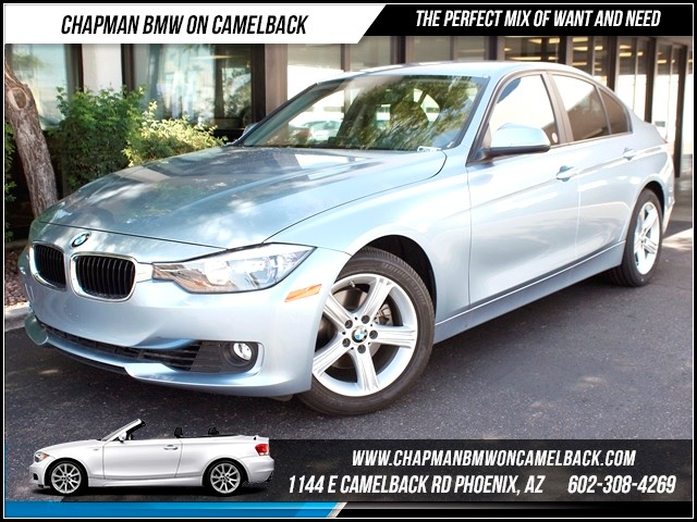 2013 BMW 3-Series Sdn 328i 19461 miles 1144 E Camelback The BMW Certified Edge Sales Event If
