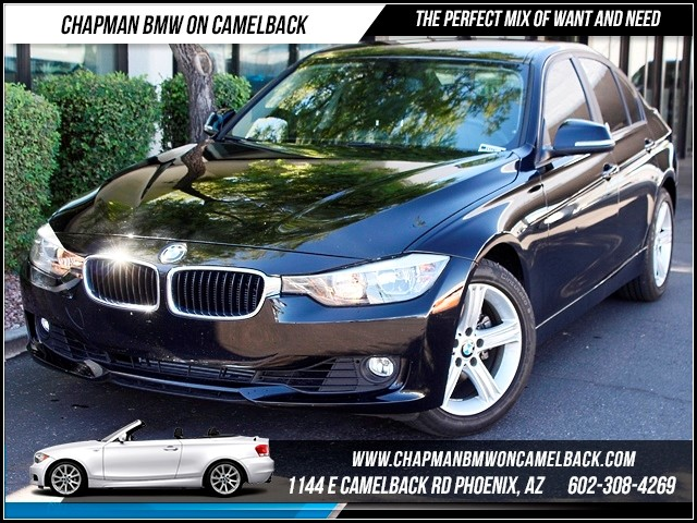 2013 BMW 3-Series Sdn 328i 22578 miles 1144 E Camelback Summer is here and the deals are sizzlin