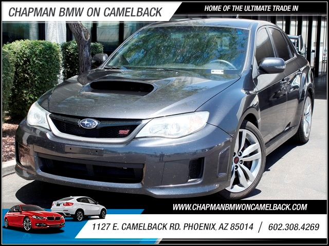 2012 Subaru Impreza WRX STI 36227 miles 1127 E Camelback BUY WITH CONFIDENCE Chapman BMW