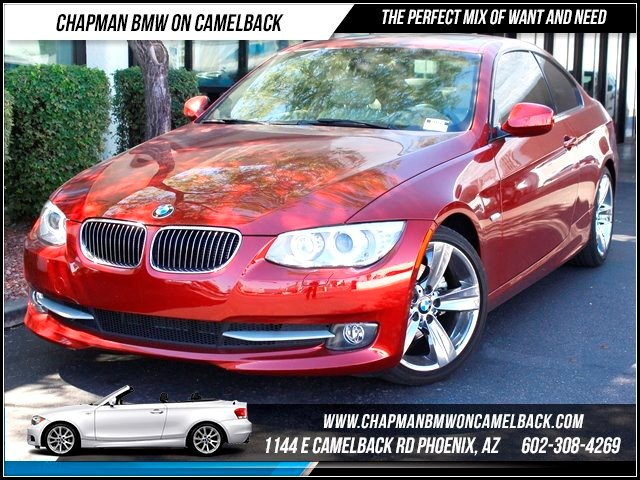 2011 BMW 3-Series Cpe 328i PremSport Pkg 33607 miles 1144 E Camelback Summer is here and the de