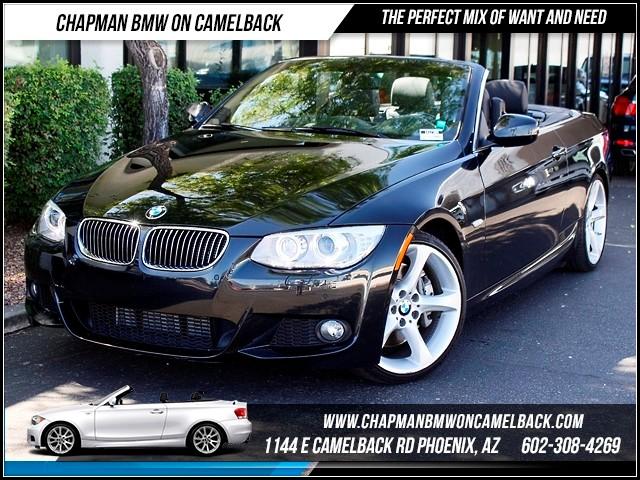 2011 BMW 3-Series Conv 335i PremM Sport Pkg Nav 24641 miles 1144 E Camelback The BMW Certified