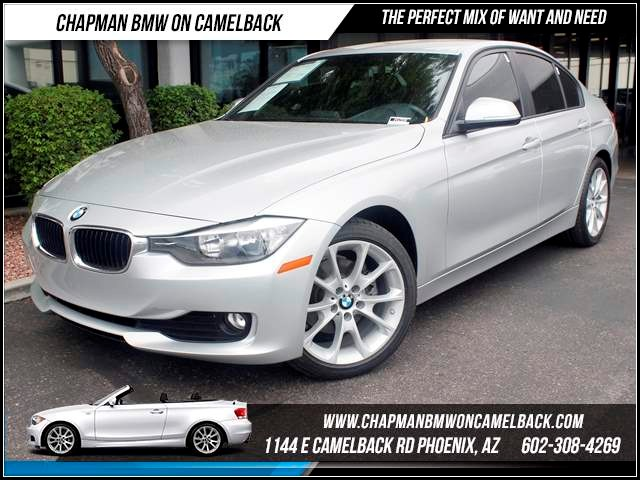 2013 BMW 3-Series Sdn 320i xDrive 11532 miles 1144 E Camelback The BMW Certified Edge Sales Even