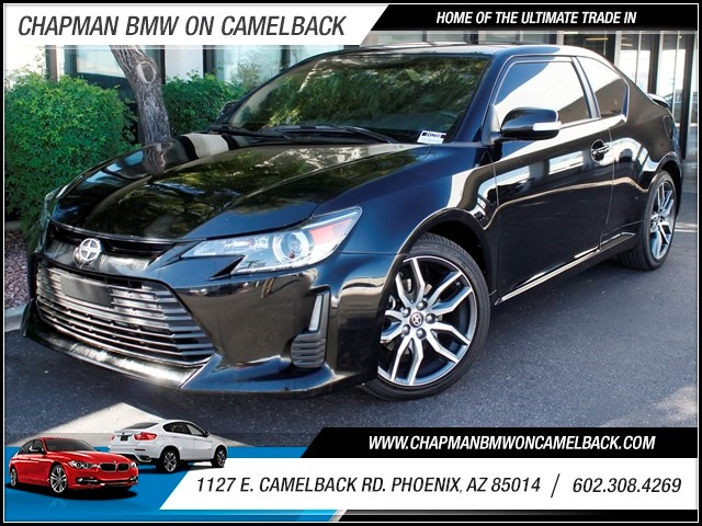 2014 Scion tC 17604 miles 1127 E Camelback BUY WITH CONFIDENCE Chapman BMW is located at