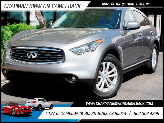 2010 Infiniti FX35 48245 miles One Previous Owner Hands-free communication system Phone wireless