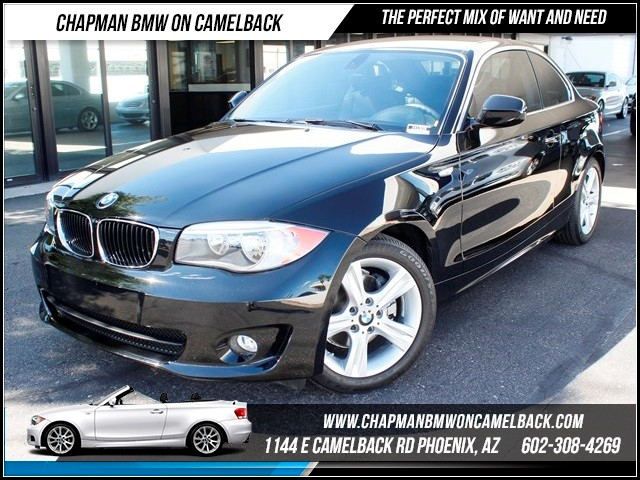 2013 BMW 1-Series 128i 12861 miles 1144 E Camelback The BMW Certified Edge Sales Event If you