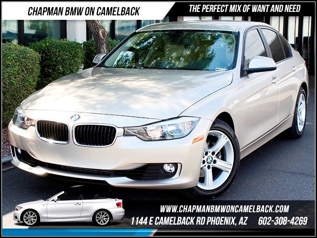 2013 BMW 3-Series Sdn 328i 23213 miles 1144 E Camelback Summer is here and the deals are sizzlin