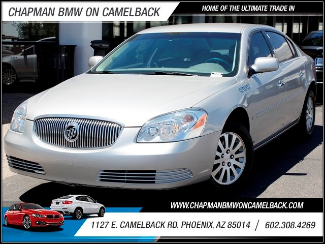 2006 Buick Lucerne CX 99351 miles 1127 E Camelback BUY WITH CONFIDENCE Chapman BMW is loc