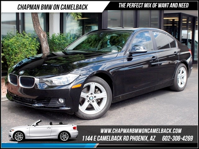 2013 BMW 3-Series Sdn 328i Prem Pkg 22095 miles 1144 E Camelback The BMW Certified Edge Sales Ev