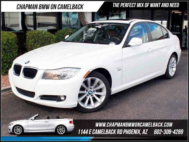 2011 BMW 3-Series Sdn 328i xDrive 23509 miles 1144 E CamelbackHappier Holiday Sales Event on Now