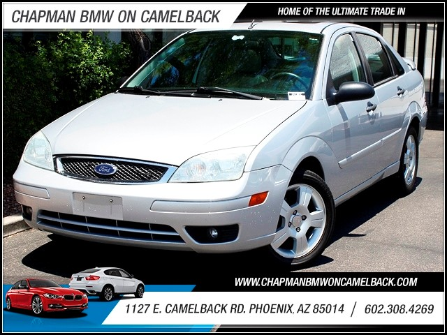 2007 Ford Focus ZX4 SE 96031 miles 1127 E Camelback BUY WITH CONFIDENCE Chapman BMW Used