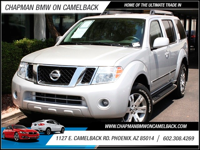 2012 Nissan Pathfinder Silver Edition 18963 miles 1127 E Camelback BUY WITH CONFIDENCE Ch