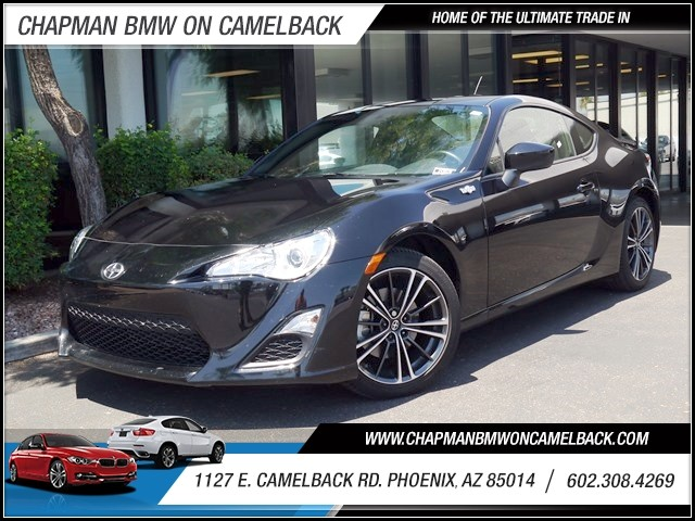 2013 Scion FR-S 14687 miles 1127 E Camelback BUY WITH CONFIDENCE Chapman BMW is located a