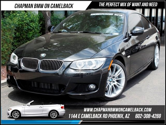 2012 BMW 3-Series Cpe 335i M Sport Pkg 11402 miles 1144 E Camelback Summer is here and the deals