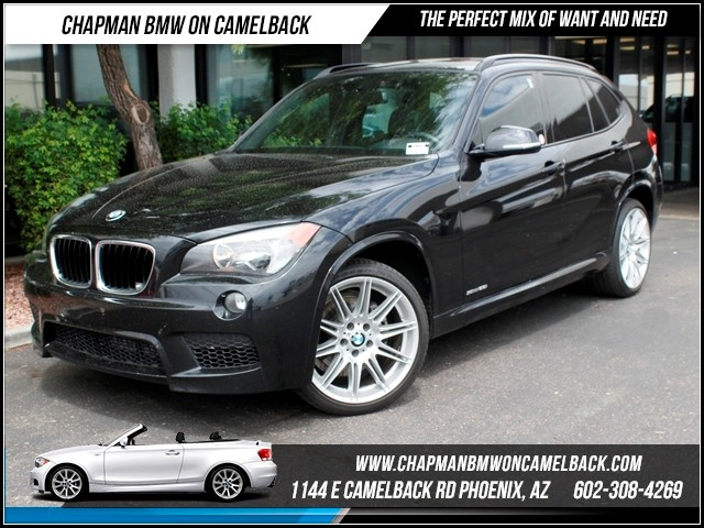 2013 BMW X1 sDrive28i PremM Sport Pkg 21676 miles 1144 E Camelback The BMW Certified Edge Sales