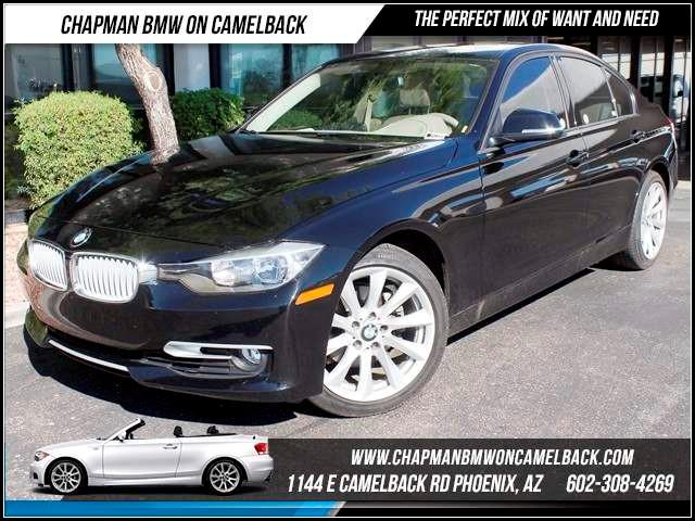 2013 BMW 3-Series Sdn 328i Modern Line PremTech Pkg N 22476 miles 1144 E CamelbackChapman BMW o