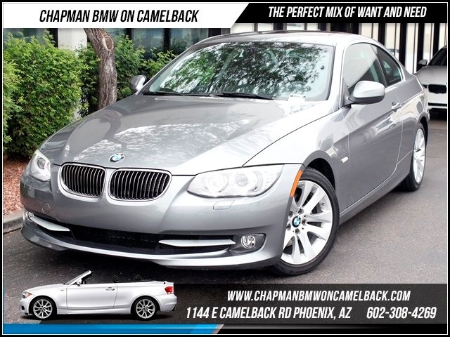 2011 BMW 3-Series Cpe 328i Prem Pkg Nav 32189 miles 1144 E Camelback Summer is here and the deal