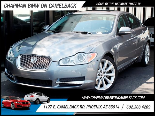 2010 Jaguar XF Premium 61667 miles 1127 E Camelback BUY WITH CONFIDENCE Chapman BMW Used