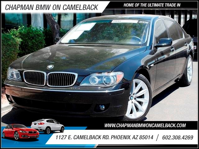 2008 BMW 7-Series 750Li 52594 miles 1127 E Camelback BUY WITH CONFIDENCE Chapman BMW is l