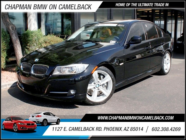 2011 BMW 3-Series Sdn 335i 16488 miles 1127 E Camelback BUY WITH CONFIDENCE Chapman BMW i