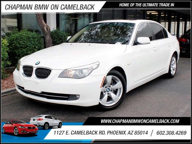 2008 BMW 5-Series 528i 90099 miles 1127 E Camelback BUY WITH CONFIDENCE Chapman BMW is lo
