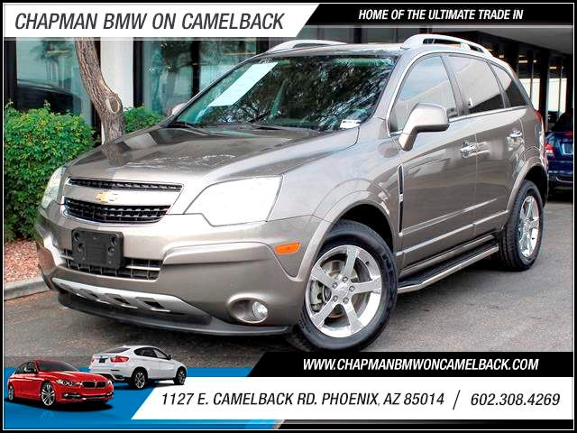 2012 Chevrolet Captiva Sport LT 51098 miles 1127 E Camelback BUY WITH CONFIDENCE Chapman