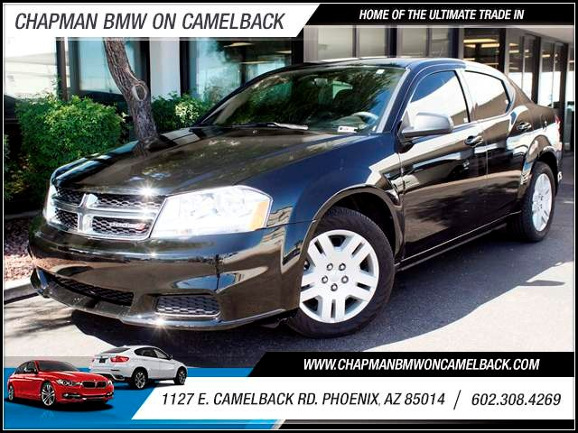 2013 Dodge Avenger SE 32511 miles 1127 E Camelback BUY WITH CONFIDENCE Chapman BMW is loc