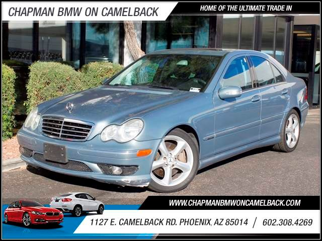2005 Mercedes C-Class C230 Kompressor 170124 miles 1127 E Camelback BLACK FRIDAY SALE EVENT going