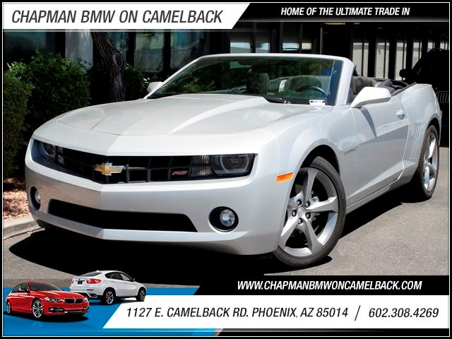 2013 Chevrolet Camaro RS 4154 miles 1127 E Camelback BUY WITH CONFIDENCE Chapman BMW is l