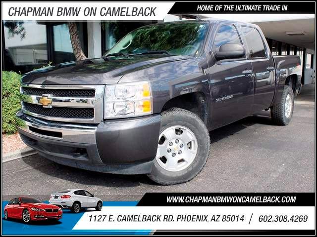 2010 Chevrolet Silverado 1500 LT Crew Cab 42383 miles 1127 E Camelback BUY WITH CONFIDENCE