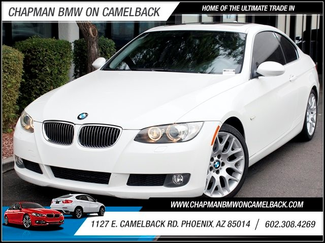 2008 BMW 3-Series Cpe 328i 86539 miles 1127 E Camelback BUY WITH CONFIDENCE Chapman BMW i