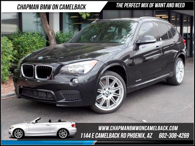 2013 BMW X1 sDrive28i PremM Sport Pkg 18849 miles 1144 E Camelback The BMW Certified Edge Sales