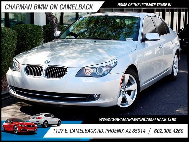 2008 BMW 5-Series 528i 68351 miles 1127 E Camelback BUY WITH CONFIDENCE Chapman BMW is lo