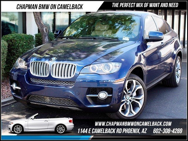 2012 BMW X6 xDrive50i PremSport Pkg Nav 42305 miles 1144 E Camelback Summer is here and the dea
