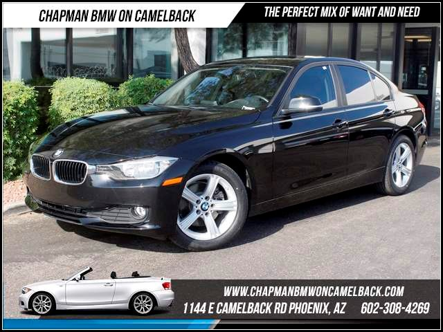 2013 BMW 3-Series Sdn 320i 23802 miles 1144 E CamelbackHappier Holiday Sales Event on Now Chap