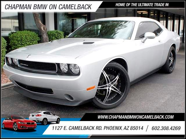 2010 Dodge Challenger SE 79074 miles 1127 E Camelback BUY WITH CONFIDENCE Chapman BMW is